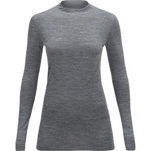 Peak Performance Civmer LS Shirt Dam grey melange grey melange