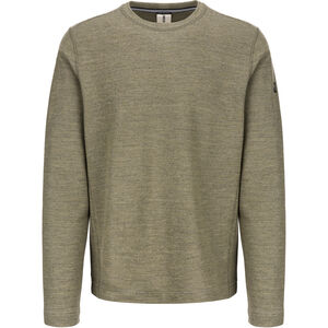 super.natural Knit Sweater Men Bamboo 3D Bamboo 3D
