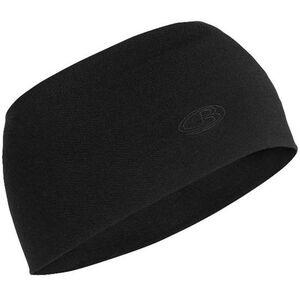 Icebreaker Adult Chase Headband black black