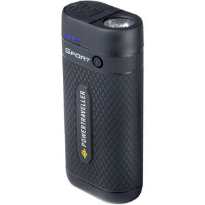 Powertraveller Sport 25 Powerpack with Torch - -