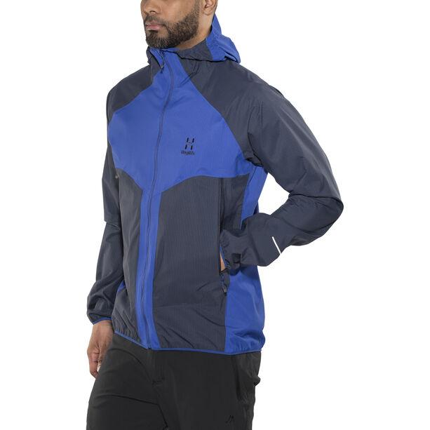 Haglöfs L.I.M Proof Multi Jacket Herr cobalt blue/tarn blue