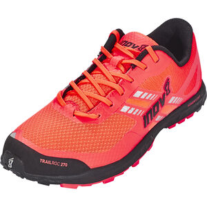 inov-8 Trailroc 270 Running Shoes Dam coral/black coral/black