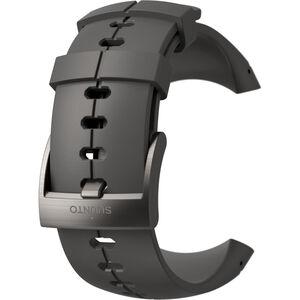 Suunto Spartan Ultra Silicone Strap stealth titanium stealth titanium