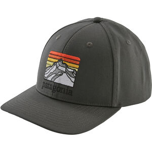 Patagonia Line Logo Ridge Roger That Hat forge grey forge grey