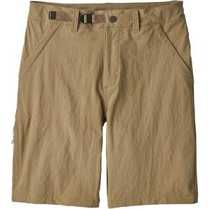 """Patagonia Stonycroft Shorts 10"""" Herr mojave khaki mojave khaki"""