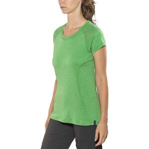 Bergans Cecilie T- Shirt Dam timothy/frog timothy/frog