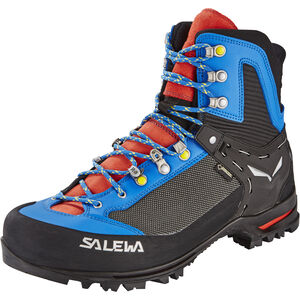 SALEWA Raven 2 GTX Shoes Herr mayan blue/papavero mayan blue/papavero