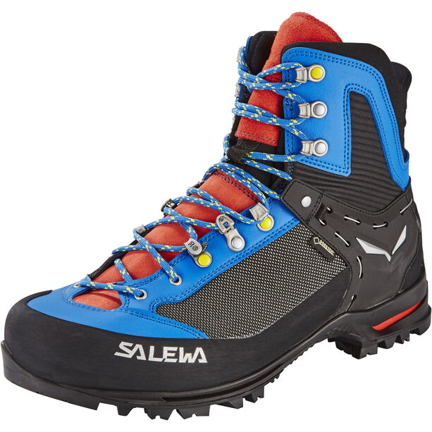 SALEWA Raven 2 GTX Shoes Herr mayan blue/papavero