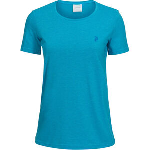 Peak Performance Track Tee Dam active blue active blue