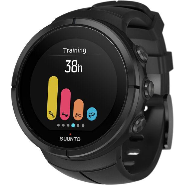 Suunto Spartan Ultra Titanium Watch all black