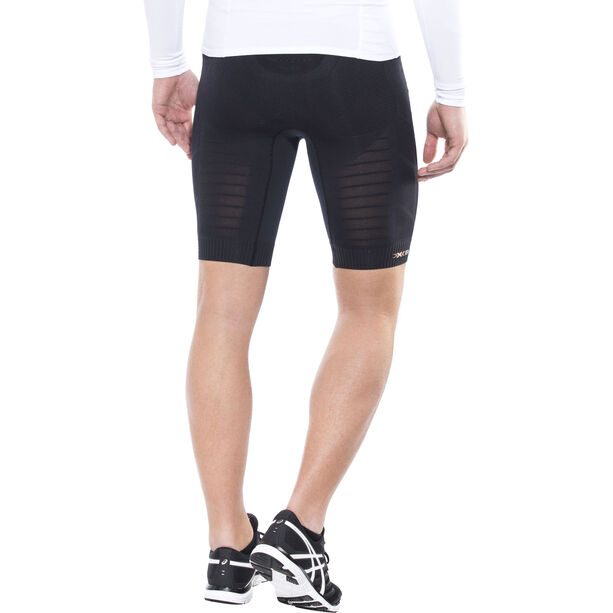 X-Bionic Trail Running Effektor Pants Short Herr charcoal/black