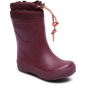 bisgaard Thermo Rubber Boots Barn Bordeaux Bordeaux