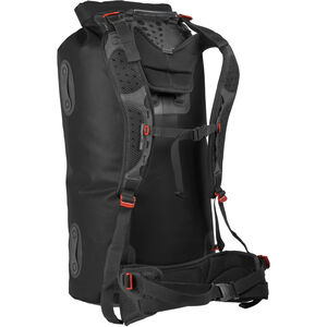 Sea to Summit Hydraulic Dry Pack 65l with Harness black black
