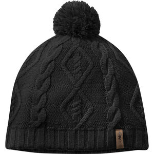 Outdoor Research Lodgeside Beanie Dam Black Black
