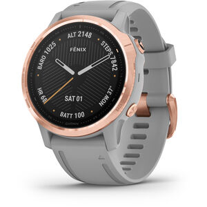 Garmin Fenix 6S Sapphire Smartwatch rose/gold rose/gold
