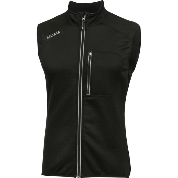 Aclima WoolShell Vest Herr jet black
