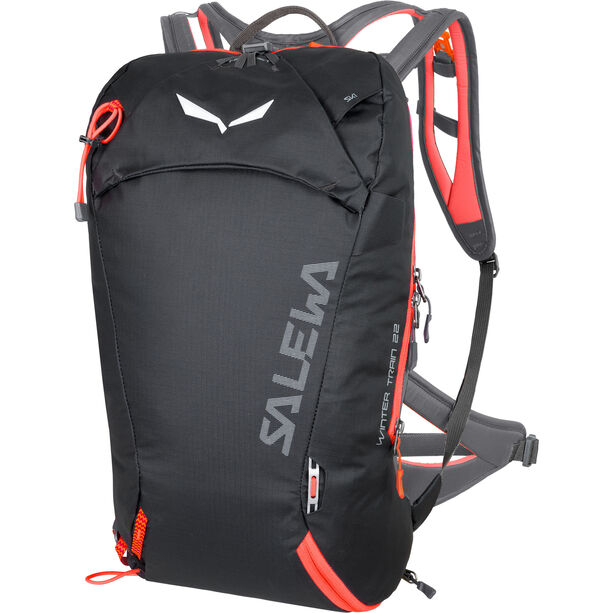 SALEWA Winter Train 22 Backpack Dam black