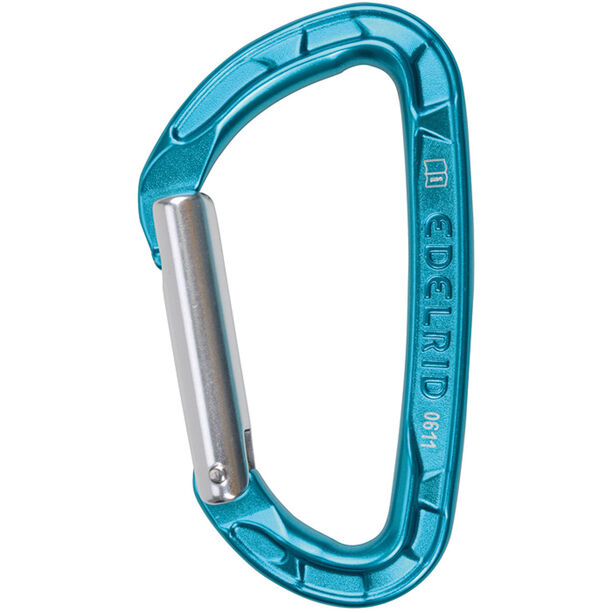 Edelrid Pure Straight Carabiner icemint
