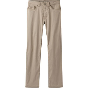 "Prana Brion Pants 32"" Inseam Herr dark khaki dark khaki"