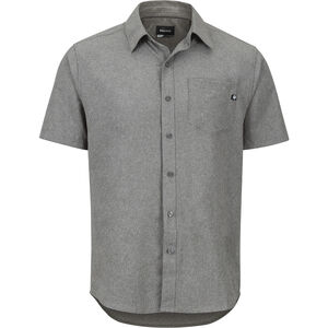 Marmot Aerobora SS Shirt Herr cinder cinder