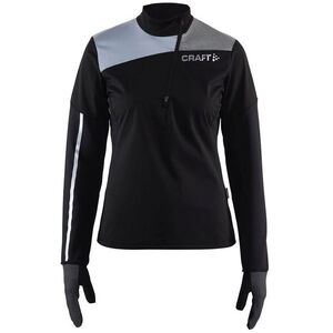 Craft Repel Wind Jersey Dam black/silver reflective black/silver reflective