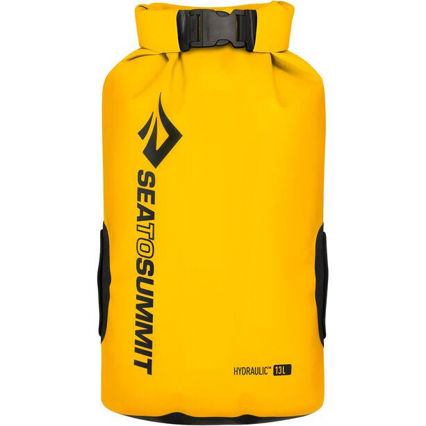 Sea to Summit Hydraulic Dry Bag 13l yellow