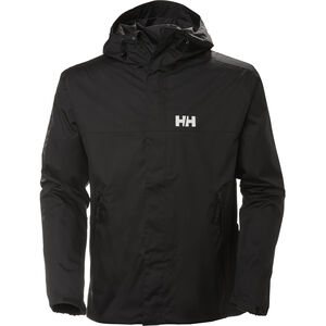 Helly Hansen Ervik Jacket Herr Black Black