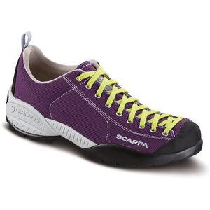Scarpa Mojito Fresh Shoes Dam dark violet-lime dark violet-lime