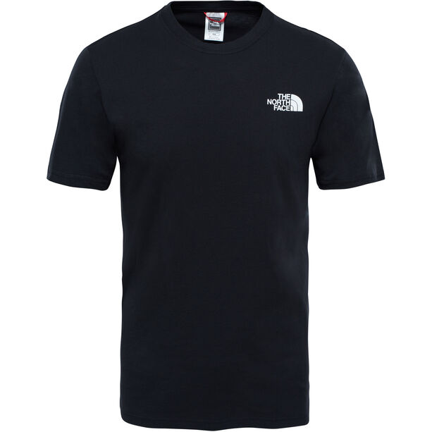 The North Face Redbox S/S Tee Herr tnf black