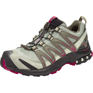 Salomon XA Pro 3D GTX Shoes Dam shadow/black/sangria shadow/black/sangria
