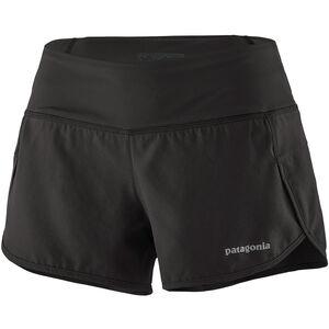 "Patagonia Strider Shorts 3 1/2"" Dam black black"