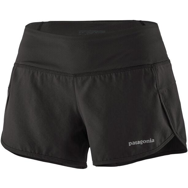 """Patagonia Strider Shorts 3 1/2"""" Dam black"""