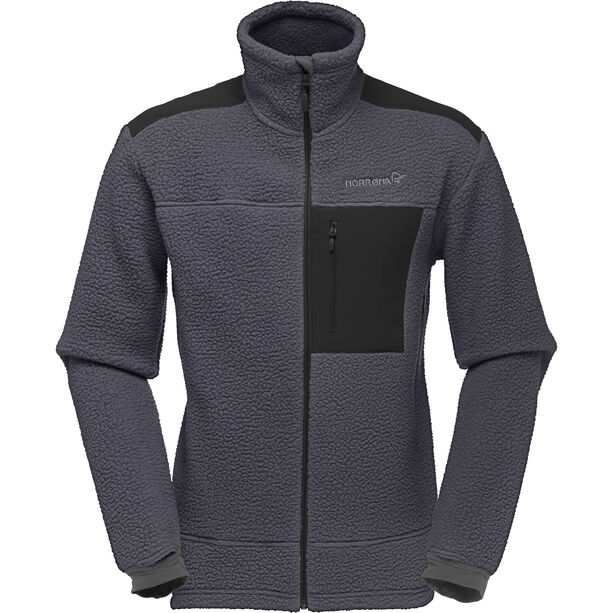 Norrøna Trollveggen Thermal Pro Jacket Herr cool black