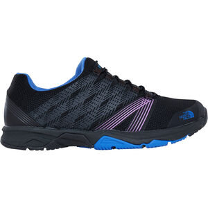 The North Face Litewave Ampere II Shoes Dam tnf black/amparo blue tnf black/amparo blue