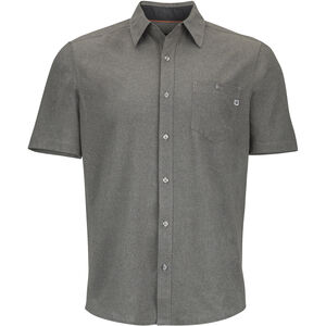 Marmot Windshear SS Flannel Shirt Herr cinder cinder