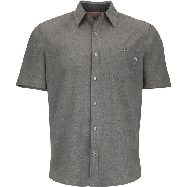 Marmot Windshear SS Flannel Shirt Herr cinder