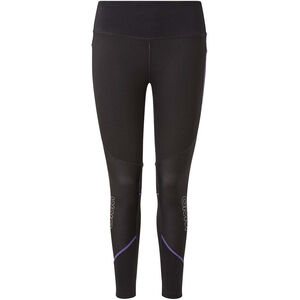 OMM Flash Winter Tights Dam Black/Purple Black/Purple