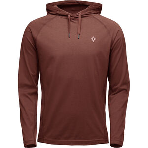 Black Diamond Crag Hoody Herr red oxide red oxide