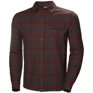 Helly Hansen Classic Check LS Shirt Herr andorra plaid andorra plaid