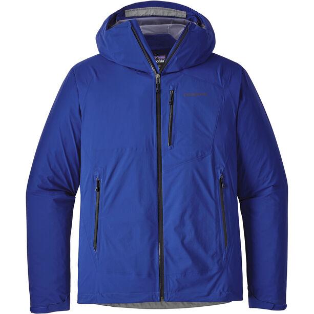 Patagonia Stretch Rainshadow Jacket Herr viking blue