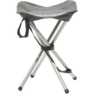 CAMPZ 4 Legs Folding Stool grey grey
