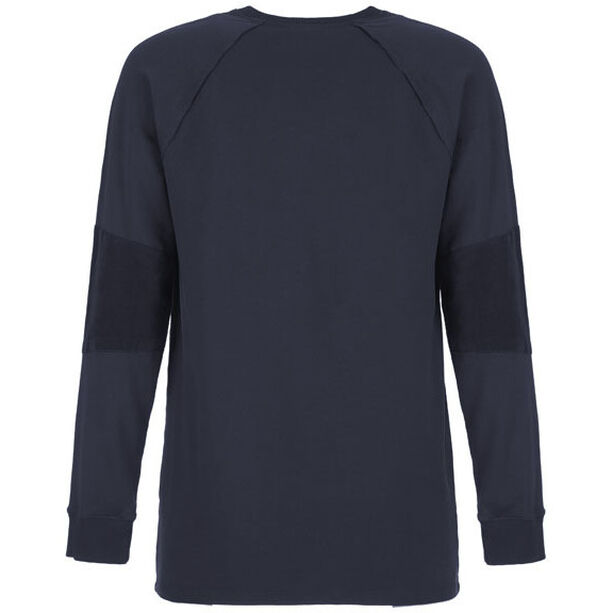 E9 Balance Fleece Sweater Herr Blue Navy