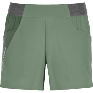 Ortovox Piz Selva Light Shorts Dam green isar green isar