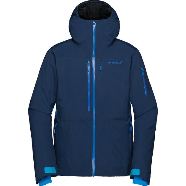 Norrøna Lofoten Gore-Tex Insulated Jacket Herr indigo night