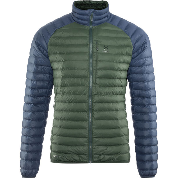 Haglöfs Essens Mimic Jacket Herr mineral/tarn blue