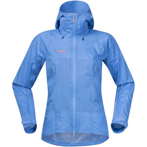 Bergans Miendalstind Jacket Dam light winter sky/pumpkin light winter sky/pumpkin