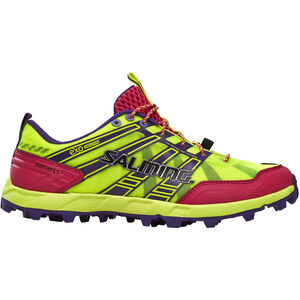 Salming Elements Shoes Dam safety yellow/pink glo safety yellow/pink glo