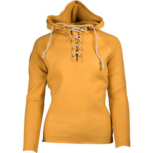 Amundsen Sports Boiled Laced Hoodie Dam yellow haze yellow haze