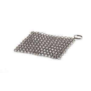 Petromax Chain Mail Cleaner stainless steel stainless steel