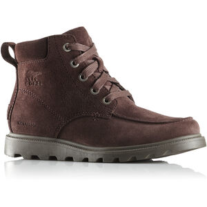 Sorel Madson Moc Toe Waterproof Shoes Barn cattail/mud cattail/mud